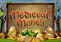 Win Your Share of £15,000 Playing the Videoslot Medieval Money from IGT