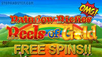 Barcrest releases the Rainbow Riches Reel of Gold slot game