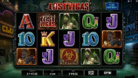 On October 5 Microgaming will release the Lost Vegas slot game