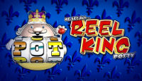 Play the Reel King Free Spin Frenzy slot machine exclusively at Bell Fruit Casino