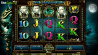 Video Slots Casino has added videoslot Skulls of Legend from iSoftBet