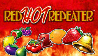 Videoslot Red Hot Repeater appeared at Bell Fruit Casino