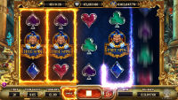 Yggdrasil Gaming had launched an online slot game Empire Fortune