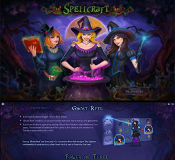 A new online slot SpellCraft powered by Playson is released by Video Slots Casino