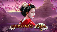 Geisha's Fan is a new slot machine offered by Tom Horn Gaming