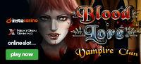 InstaCasino introduces NextGen Gaming's online slot Blood Lore Vampire