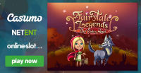 NetEnt releases a magical videoslot Fairytale Legends: Red Riding Hood