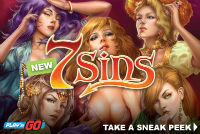 7 Sins is a new online slot powered by well-known Play'n GO