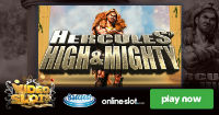 A new gaming machine Hercules High & Mighty is released by Barcrest