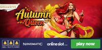 Bell Fruit Casino introduces the latest Novomatic online slot Autumn Queen