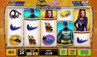 Playtech introduces a new gaming machine Batman & Catwoman Cash