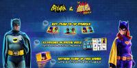 Bgo Casino offers a new Playtech online slot Batman & The Batgirl Bonanza