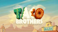 ELK Studios introduces a new slot machine Taco Brothers Saving Christmas