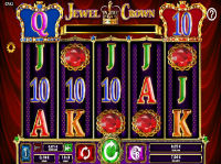 Jewel in the Crown is the newest online slot offered by Barcrest