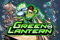 Playtech introduces an upcoming slot machine Green Lantern