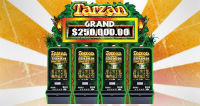 Tarzan is the newest slot machine released by Microgaming