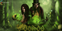 Voodoo is the newest online slot launched by Endorphina