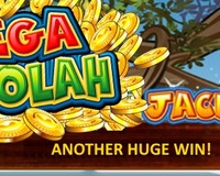 A lucky player won over €6000000 on Mega Moolah slot machine