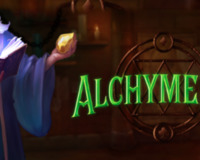 Alchymedes is an upcoming slot launched by Yggdrasil Gaming