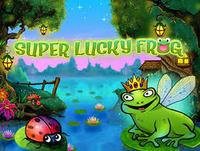Another big winner on an online slot Super Lucky Frog at Inter Casino