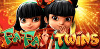 FA FA TWINS is the latest 3D online slot powered by BetSoft Gaming