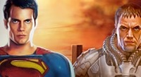 Playtech released Man of Steel, the first online slot about Superman