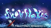 Snowflakes is a new gaming machine released by NextGen Gaming