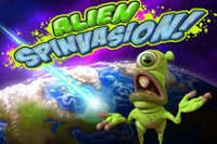Alien Spinvasion is an upcoming online slot offered by Rival Gaming