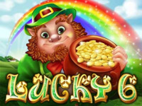 Lucky 6 is the newest online slot released by Realtime Gaming