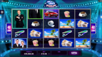 Microgaming offers a new slot machine Ant&Dec's Saturday Night Takeaway