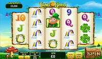 Playtech releases a new progressive jackpot online slot Land of Gold