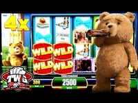 Ted Movie is a new slot machine available at Sky Vegas Casino