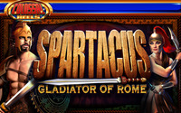 WMS releases a new slot machine Spartacus Gladiator of Rome